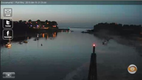 web cam port rhu
